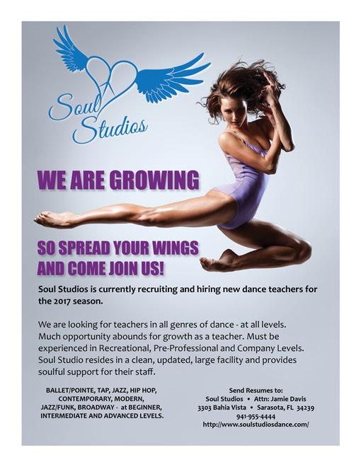 soul studios dance