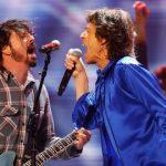 MICK JAGGER a DAVE GROHL spojili sily a vytvorili spoločnú skladbu