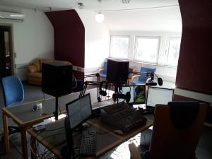 Radio Rollo studiet