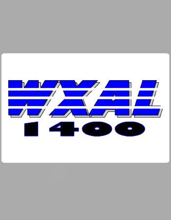 WXAL 1400 AM Demopolis. AL Listen Live Streaming