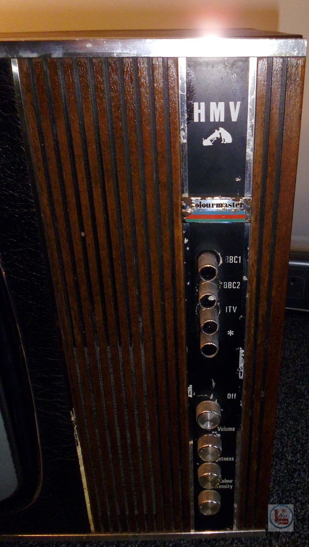 1970 HMV 2703  RadiosTV