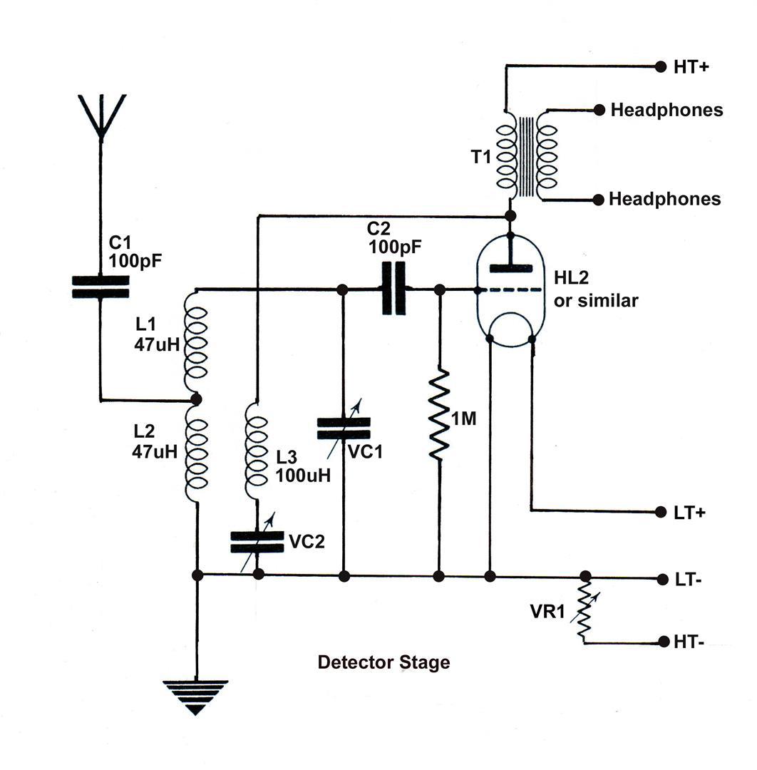 Designing Amp Building A Vintage Style 3 Valve Trf