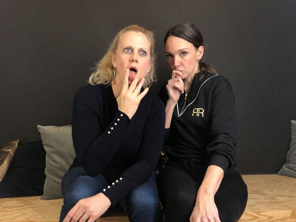 Fotos: Barbara Schöneberger trifft Carolin Kebekus | radio SAW