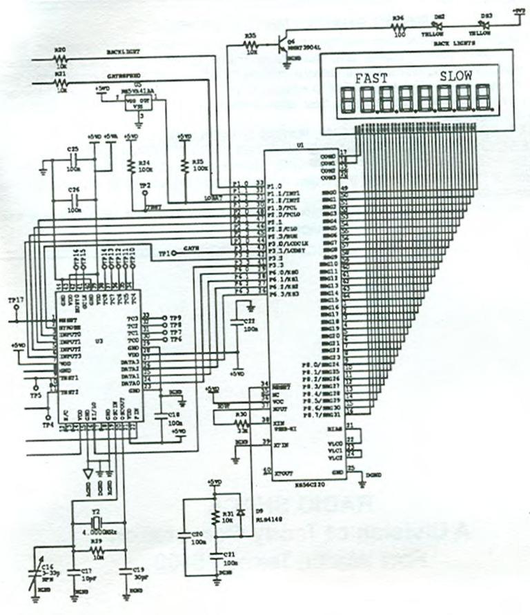 Частотомер Radio Shack 22-306