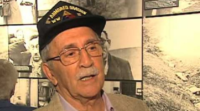 "George Sherman: ""We discovered Mauthausen"""