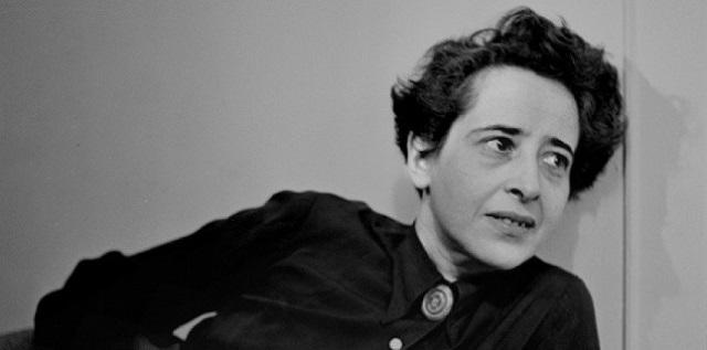 Hannah Arendt, filósofa y escritora