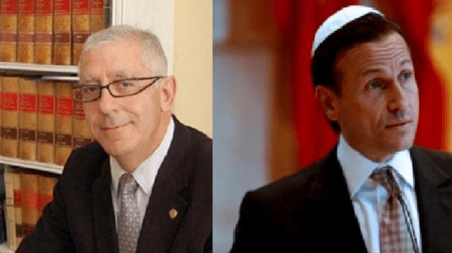 Renace el monstruo de la judeofobia, con David Hatchwell (Presidente de la CJM) y Abel Isaac de Bedoya (del Comité Legal)