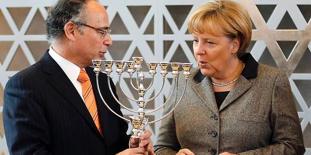 Judíos y no judíos en la nueva Alemania