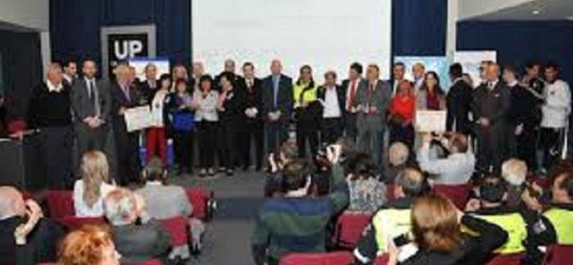 Entrega de los premios DAIA 2014 (Universidad de Palermo, 15/9/2014)