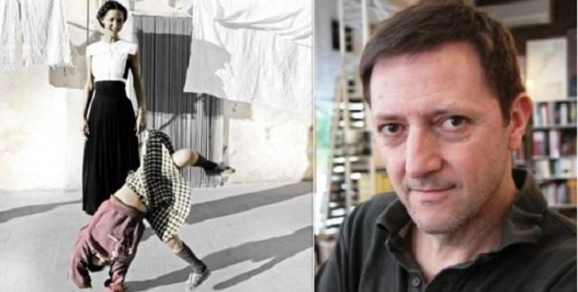 """""""La buena reputación"""", con su autor Ignacio Martínez de Pisón"""