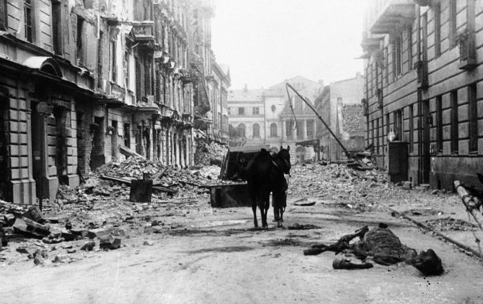 75 años después Europa sigue paralizada