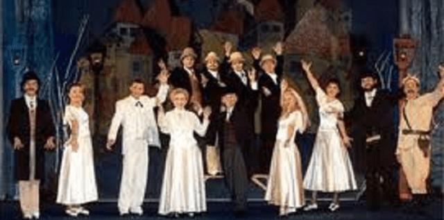 El Teatro Nacional Judío de Rumania