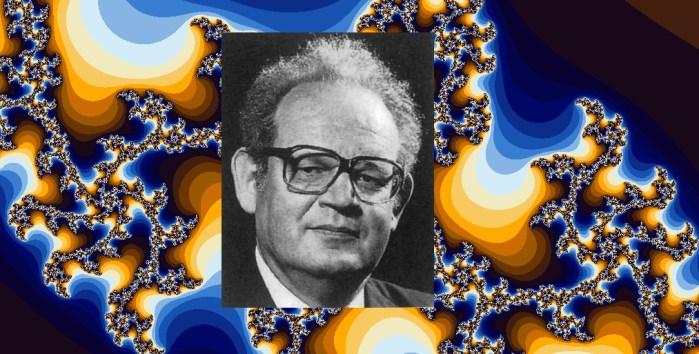 Benoît Mandelbrot y la dimensión intermedia de los fractales