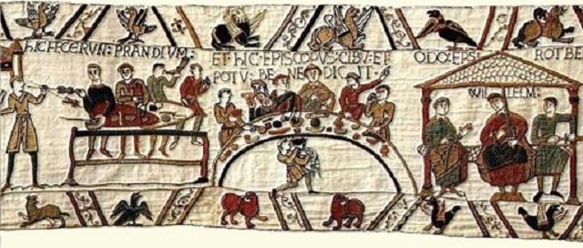 Los orígenes de Ashkenaz (6ª parte): Guillermo el conquistador, y la llegada de los Judíos a Inglaterra en 1066