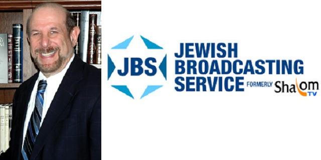 Rabbi Mark S. Golub:  The Jewish Broadcasting Service (Shalom TV)