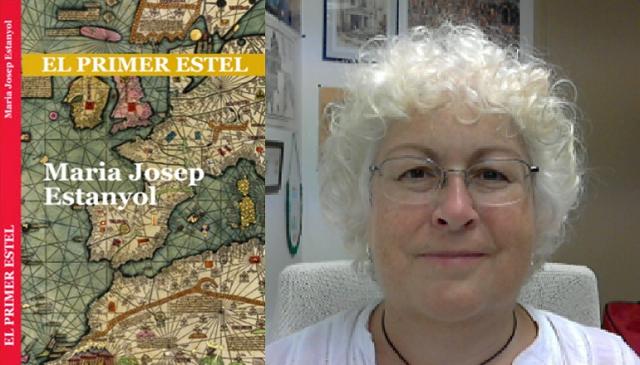 """Presentación del libro """"El primer Estel"""" de Maria Josep Estanyol (CIB, Barcelona, 4/12/2014)"""