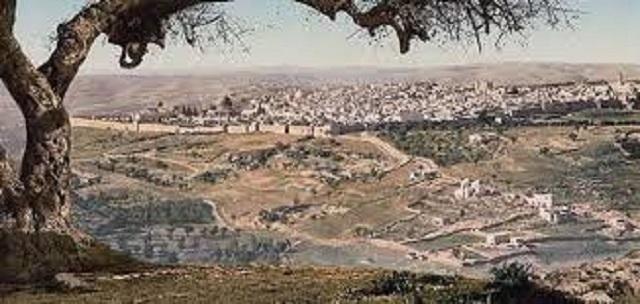 ¡Oh, Jerusalén!