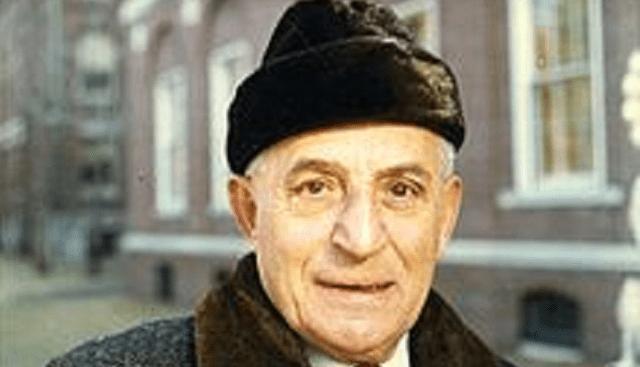Oscar Zariski: combinando la geometría y el álgebra