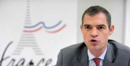 FOTO-Embajador Francia