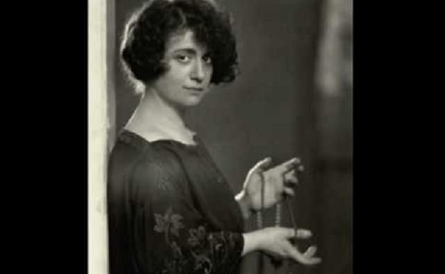 Sophie Braslau: la contralto amiga de Gershwin