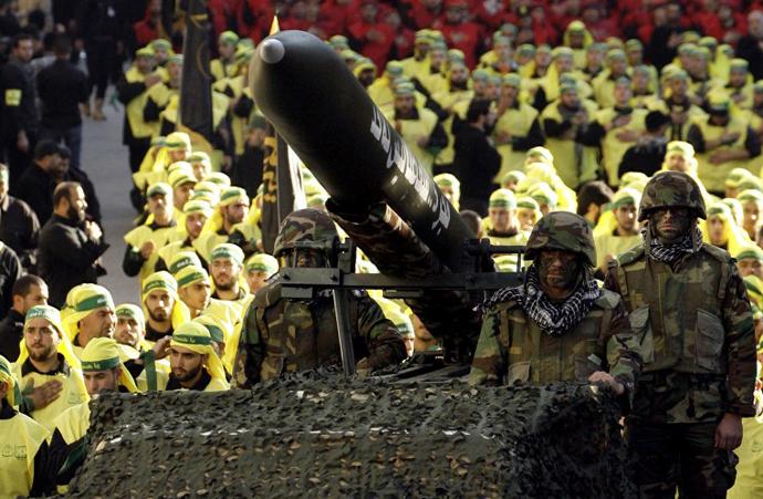 Hezbolá campa a sus anchas