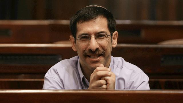 Ha-sar Uri Orbach zijronó livrajá