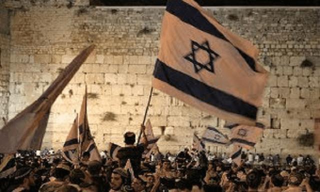 Am Israel Lanetzaj! Yom Atzmaut Sameaj!