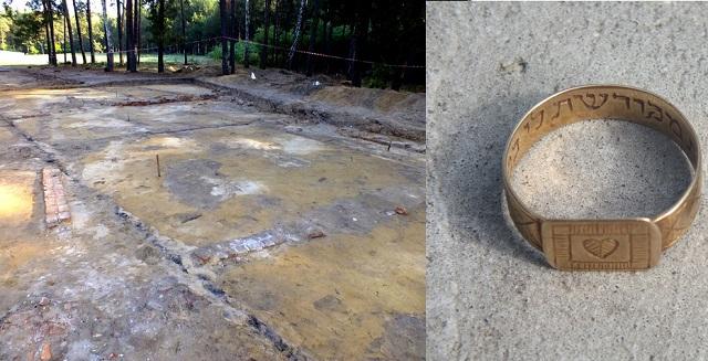 Mimtsaím arjeologuim be-majané ha-mavet Sobibor