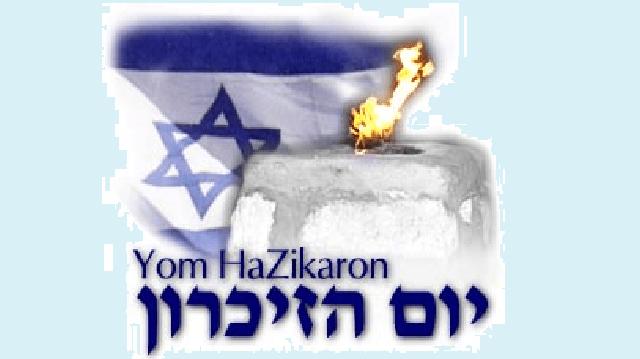 Homenaje a los caídos: Yom haZikaron en la Comunidad Judía de Madrid (21/4/2015)