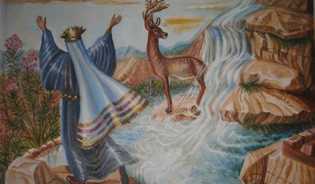 Salmos 42 y 43: mi esperanza está en Dios
