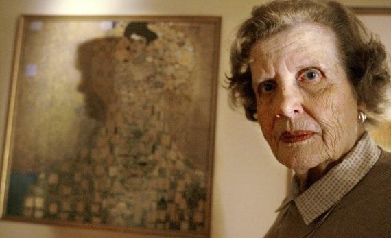 Adéle Bloch- Bauer: la musa del artista Klimt