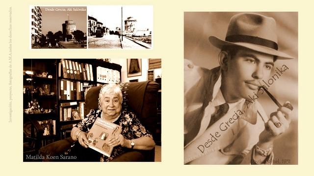 Djudeo – español, ladino. Voces de nuestra lengua, con Matilda Koén Sarano y Daviko Saltiel. Legado