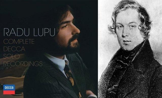 Radu Lupu interpreta el Humoreske opus 20 de Schumann