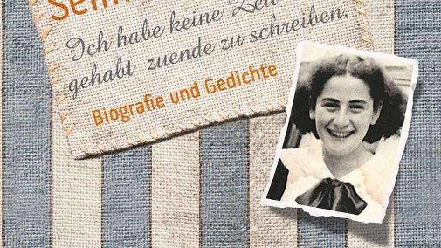 Ha-meshoréret Selma Meerbaum u-Marguit Bertfeld – Feler  javertá, katvá et ha-sefer lezijrá