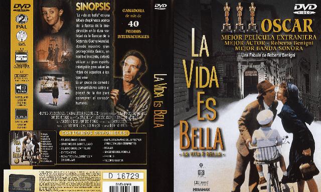 """La vida es bella"" (1998), de Roberto Benigni (Italia)"