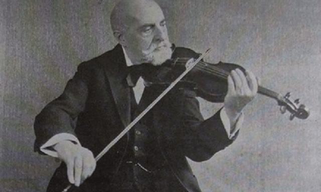 A 170 años del nacimiento del violinista Leopold Auer, con Néstor Eidler