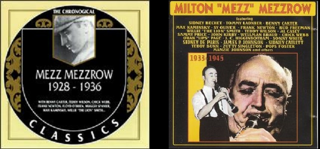 Mezz Mezzrow (III): París – Nueva York
