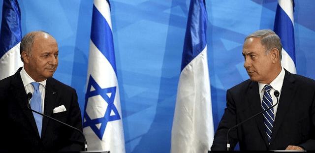 La nueva iniciativa de paz de Laurent Fabius
