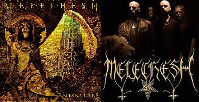 Los emisarios del rey del fuego: Melechesh