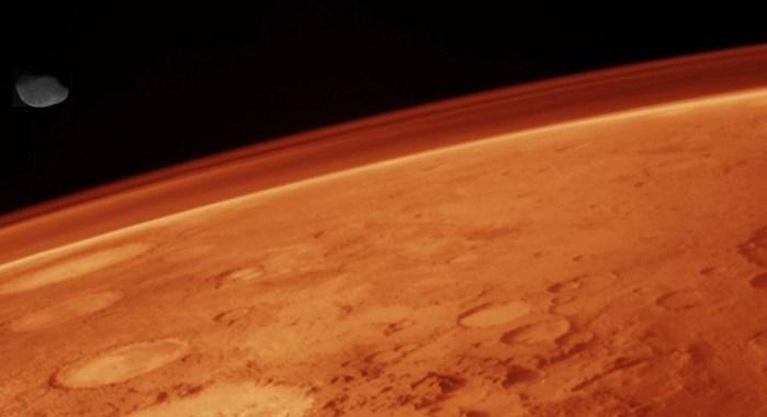 La solución está en Marte