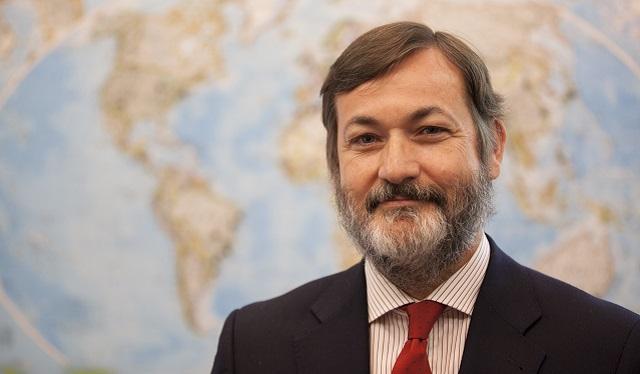 Sin examen no hay pasaporte, con Rafael Rodríguez Ponga, Secretario General del Instituto Cervantes