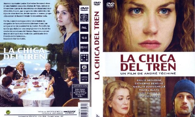 """""""La chica del tren (La fille du Rer)"""" (2010), de André Téchiné (Francia)"""