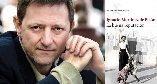 Con el Premio Nacional de Narrativa, Ignacio Martínez de Pisón