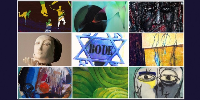 Jewish Artists Exhibiting in Madrid