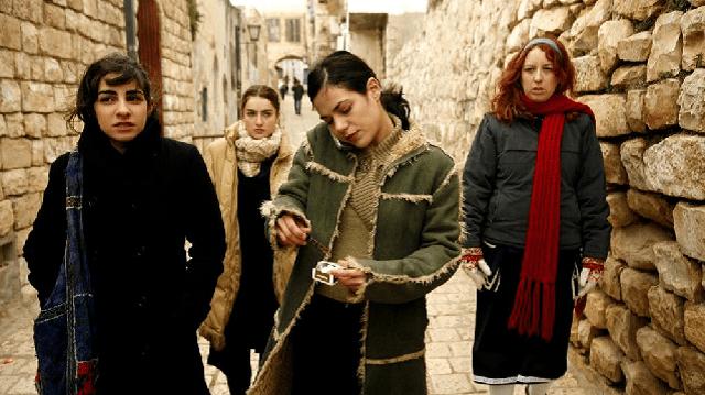 """Los secretos (Ha-sodot)"" (2009), de Avi Nesher (Israel)"