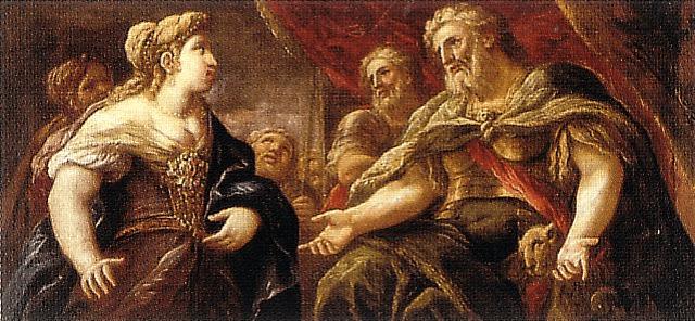 """""""La reina de Saba"""" (Demonios 1)"""
