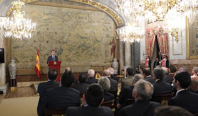 Sefarad Real, un día histórico junto a Felipe VI
