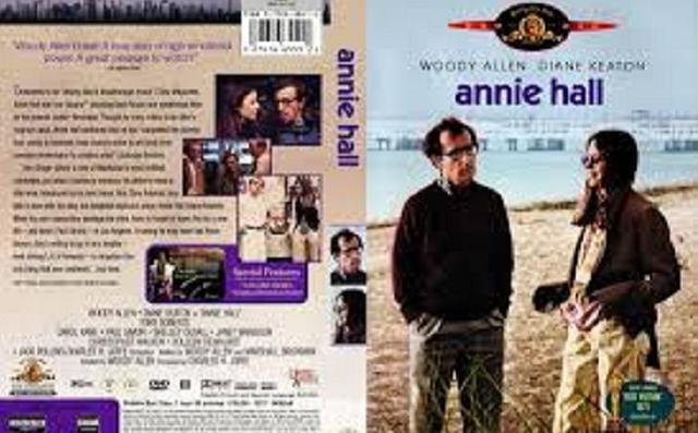 """Annie Hall"" (1977), de Woddy Allen (EE.UU.)"