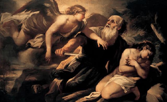 Isaac (Itzjak), el que provocó la risa de su madre
