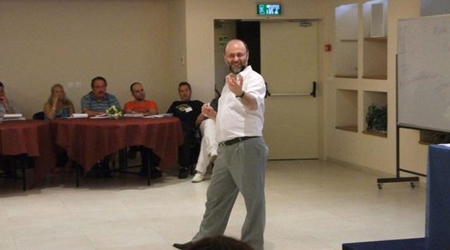 Los desafíos de la educación judía pluralista, con Yosi Goldstein
